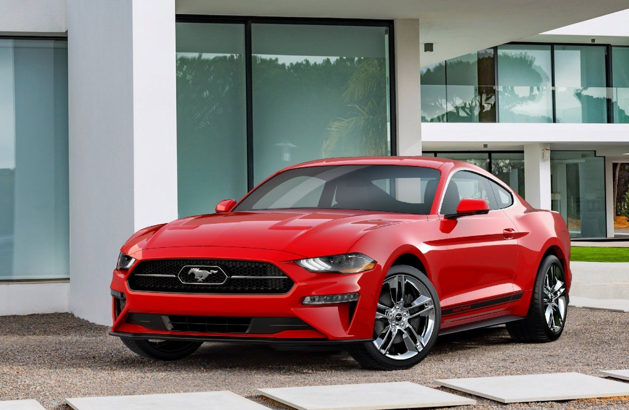 Ford Plans To Electrify Trucks, SUVs and the Mustang