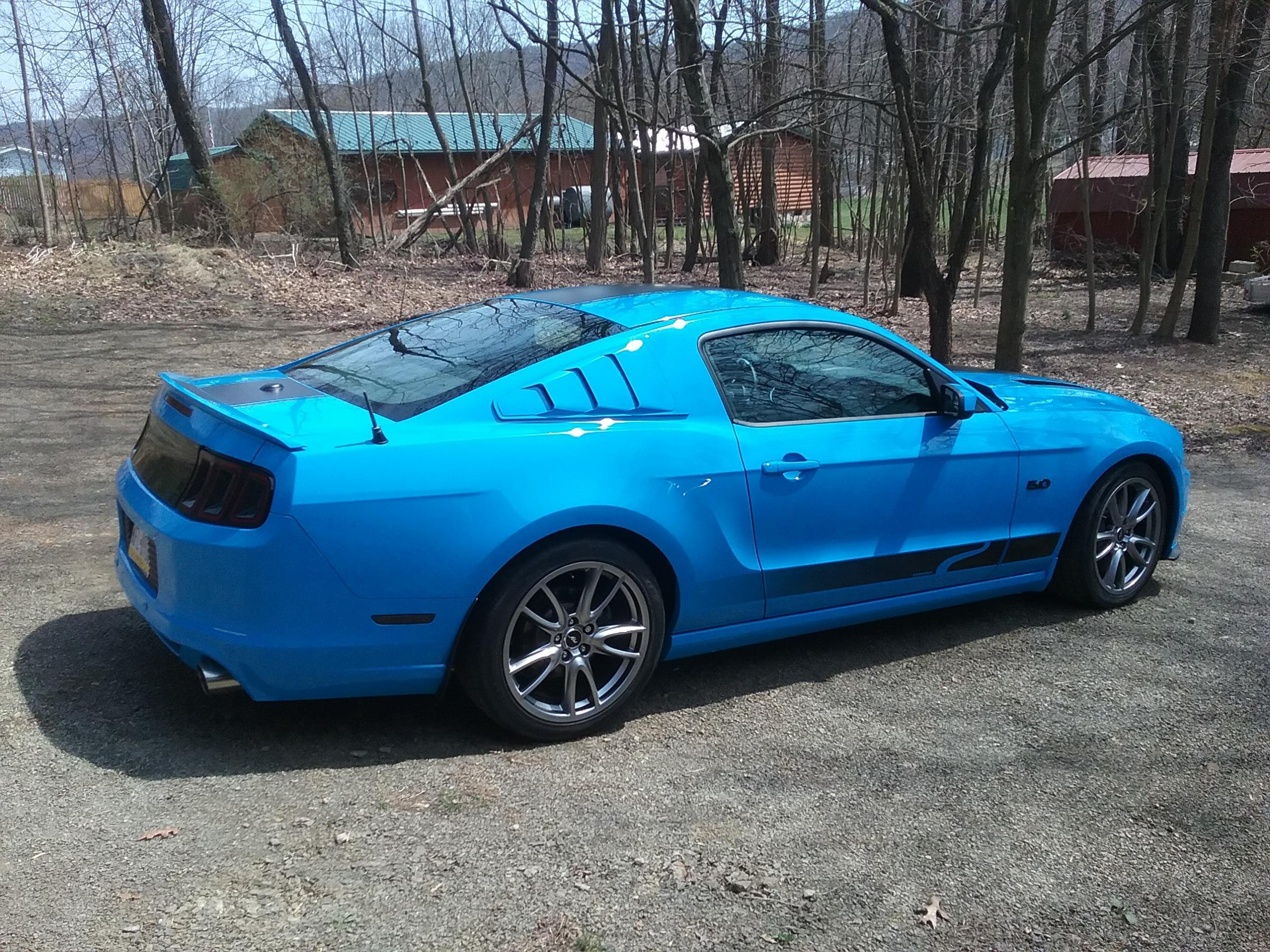 2011 2014 Mustang V8 Pic Thread Page 190 Ford