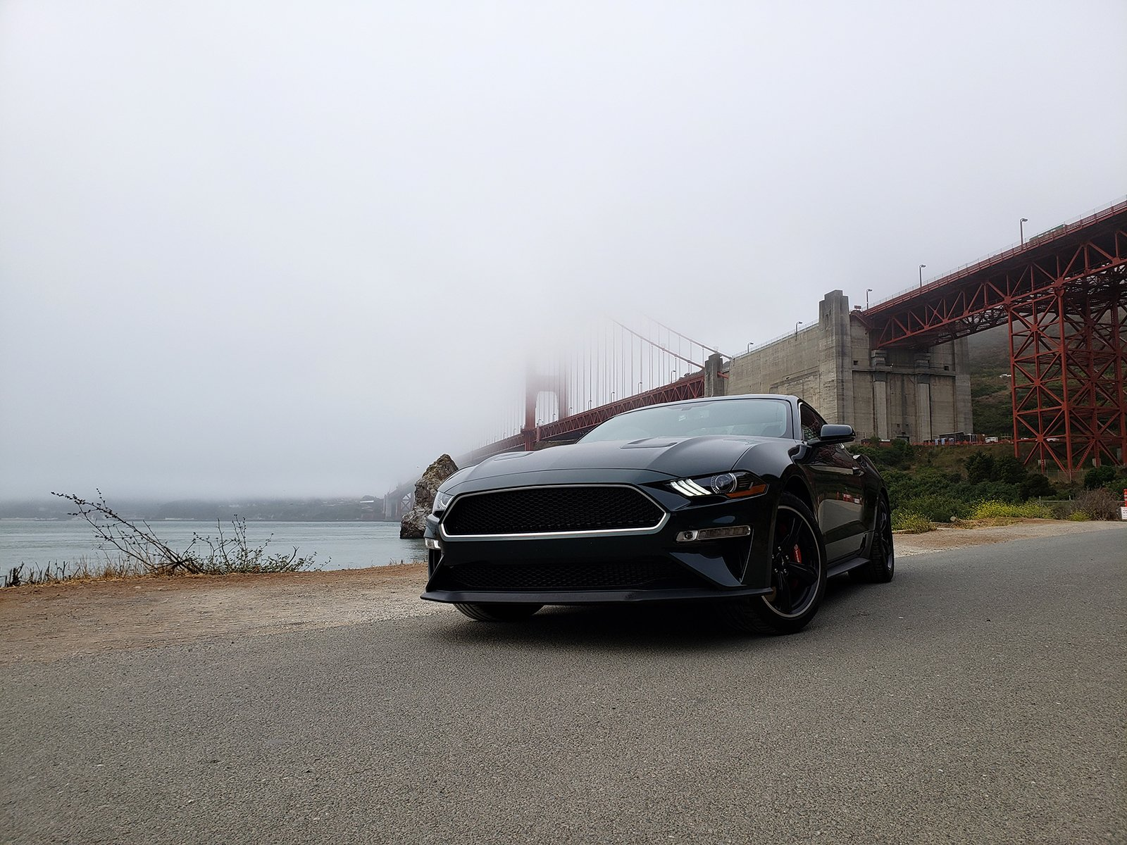 Let's Be Frank: 2019 Bullitt First Drive