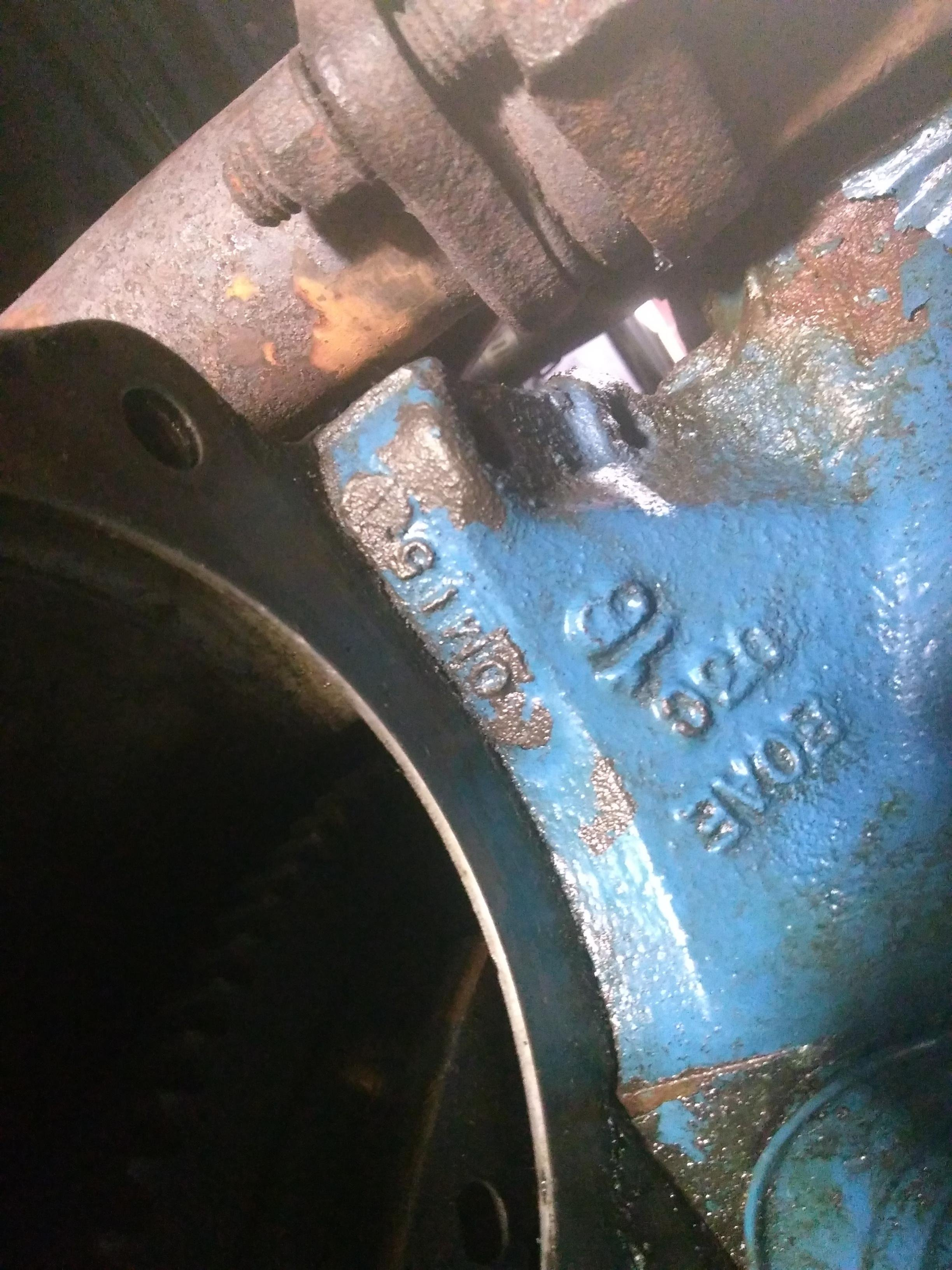 engine block casting numbers ford mustang forum