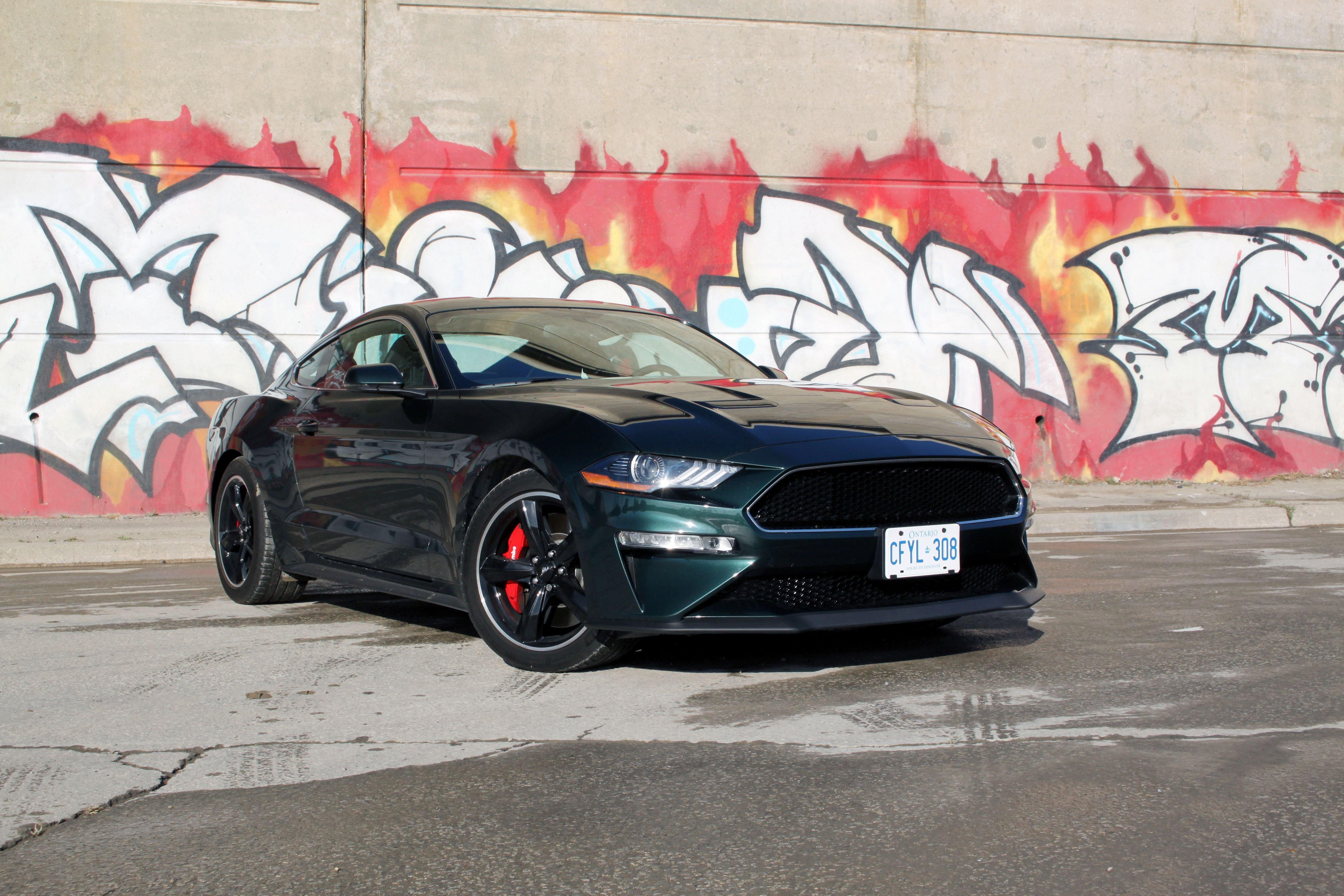 Bullitt Time: Tracking the History of the Bullitt Mustang