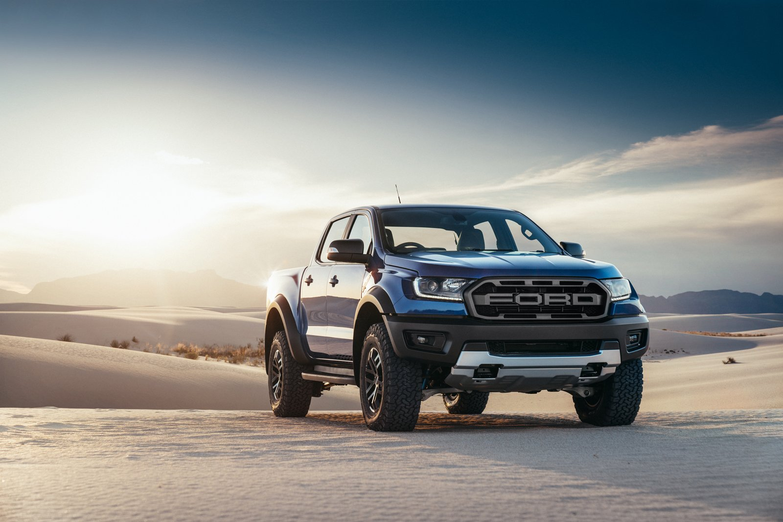 2019 Ford Ranger Raptor Arrives With 210 HP Diesel, Off-Road Ready Suspension