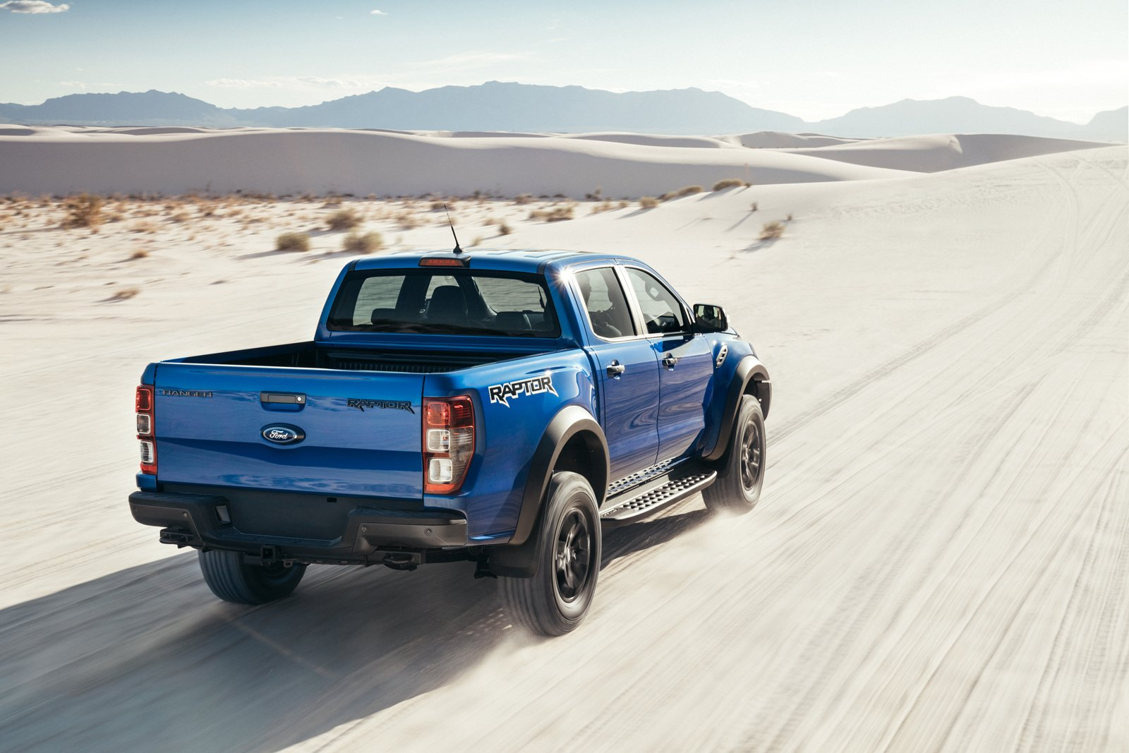 Ford Ranger Raptor Could Arrive in US With Gas Engine