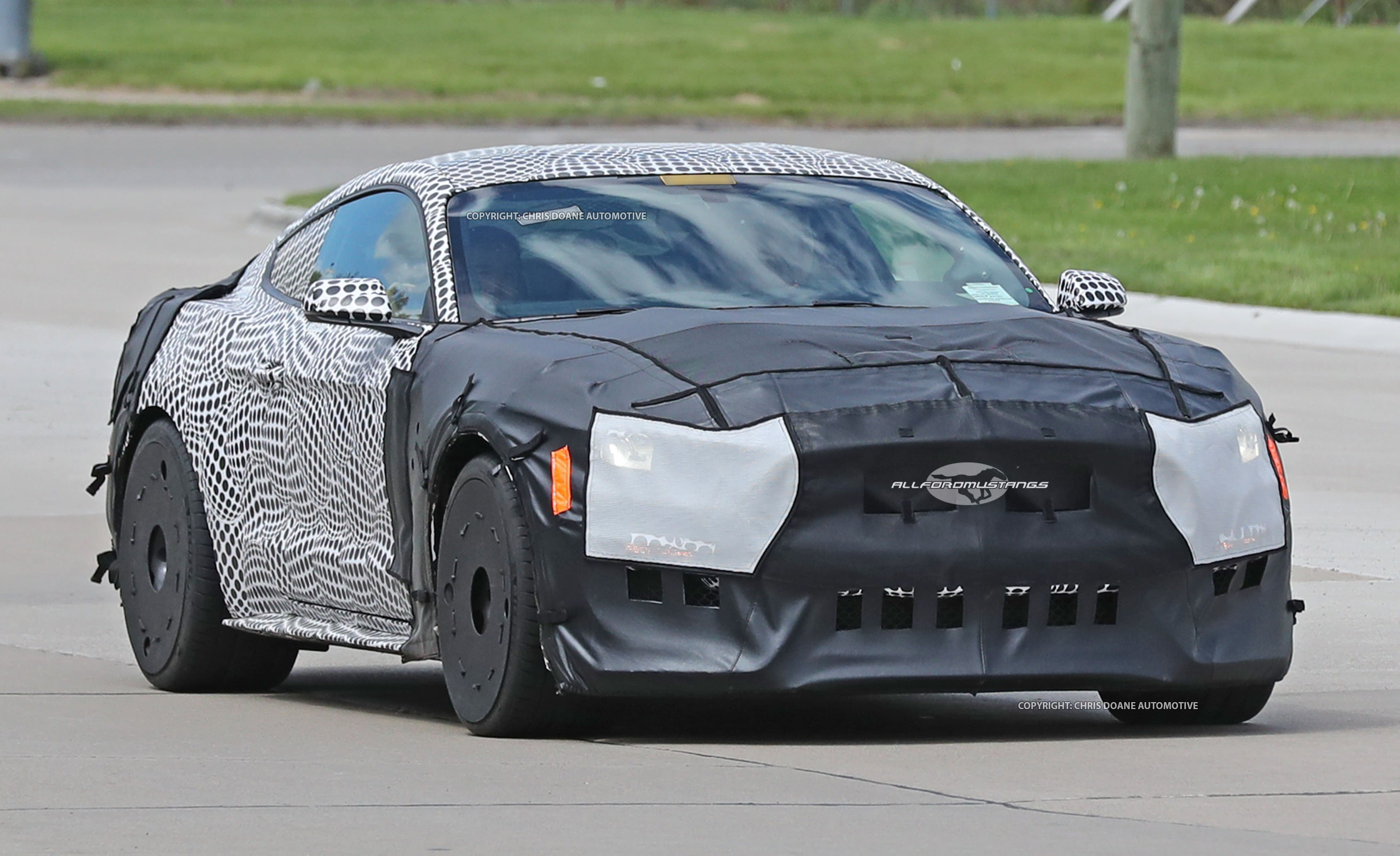 The Shelby GT500 Turns 50 This Year - AllFordMustangs