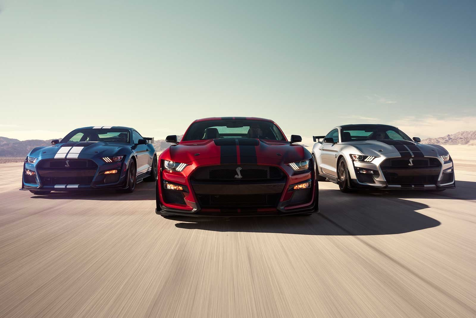 Watch: Ford Designer Talks About Drawing the Sketch that Became the GT500