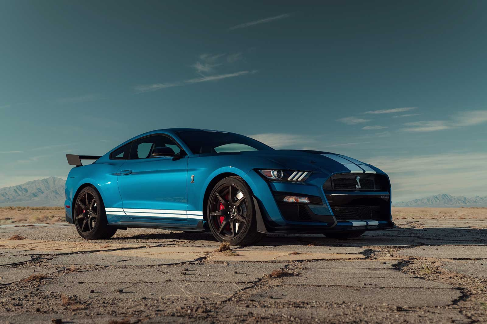 Ford Is Open To A Manual Mustang GT500