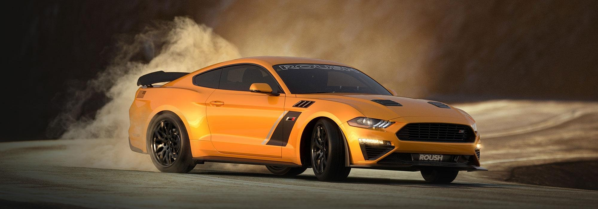 Roush Stage 3 Mustang Configurator Live Allfordmustangs