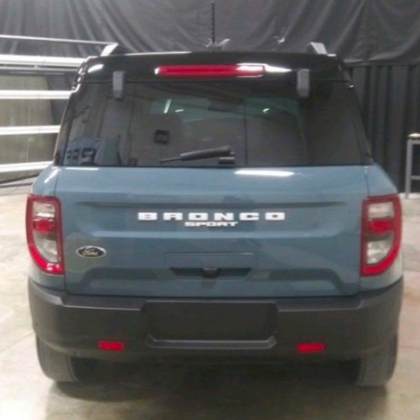 Escape II: Ford's Bronco Sport Leaked
