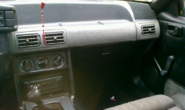 87 Hatchback Mustang 1987 Mustang gt 5.0 Hatchback