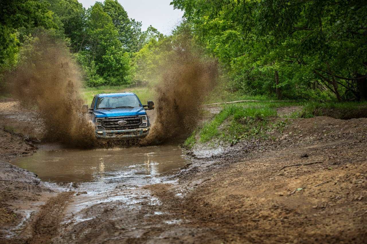 Shake It Off(-Road): Ford Offering Tremor Off-Road Package on 2020 Super Duty