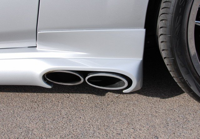 2006 Mustang Gt Cervinis Side Exhaust Tip Exploded Need