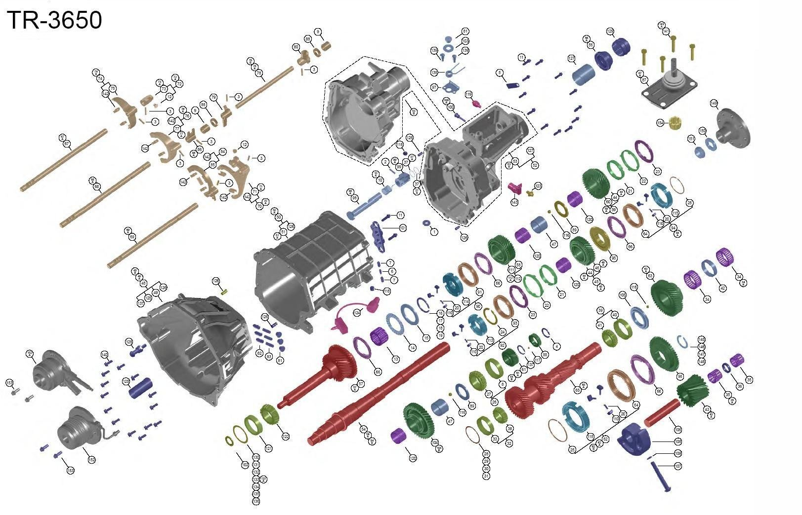2005 mustang gt please help me identify and repair t3650 rh allfordmustangs com TR3650 Specs TR3650 Diagram