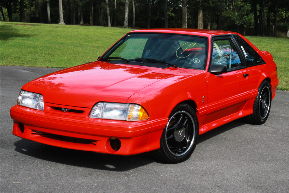 The New Most Expensive Fox Body Mustang in the World