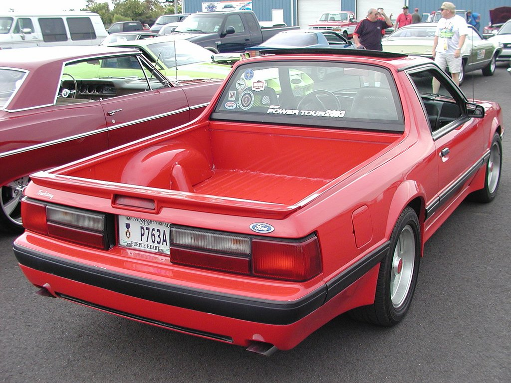 Tailgate rust on 1989 Mustang LX  Ford Mustang Forum