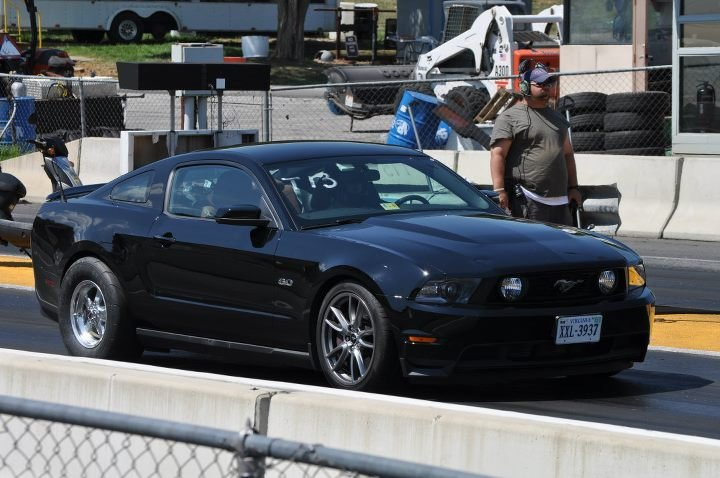 15x8 Vs 15x10 Drag Wheela Ford Mustang Forum