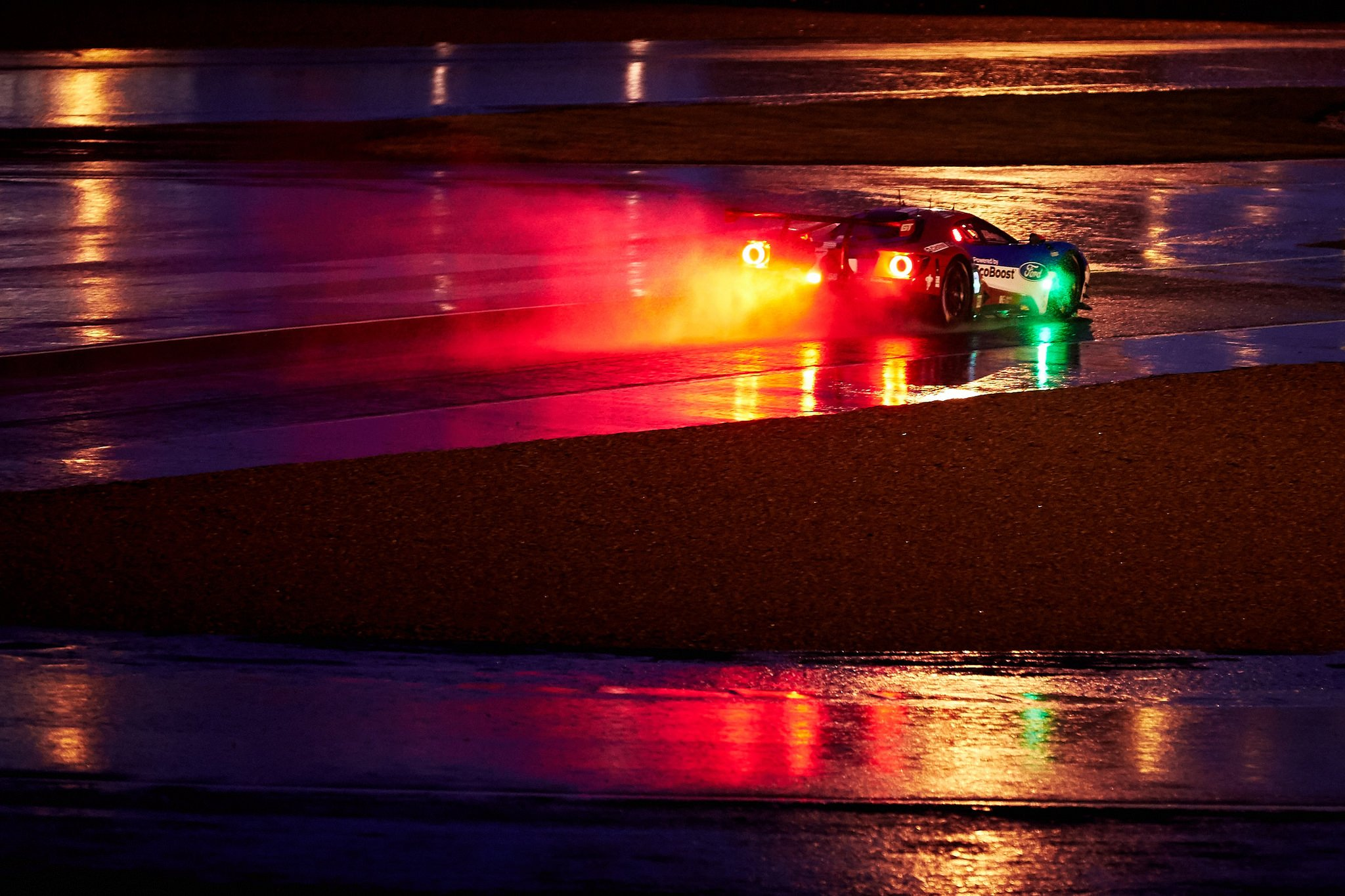 The FIA Has Just Slowed Down the Ford GT Ahead of the 24 Hours of Le Mans