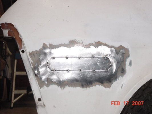 Proper Sheet Metal Gauge For Weld Repairs Page 2 Ford