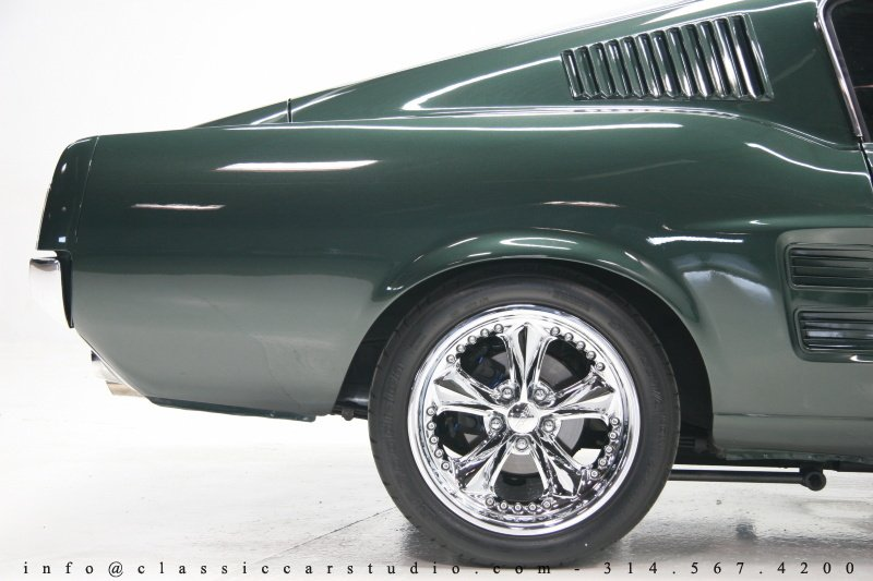Paint Codes For Highland Green In 1968 Ford Mustang Forum