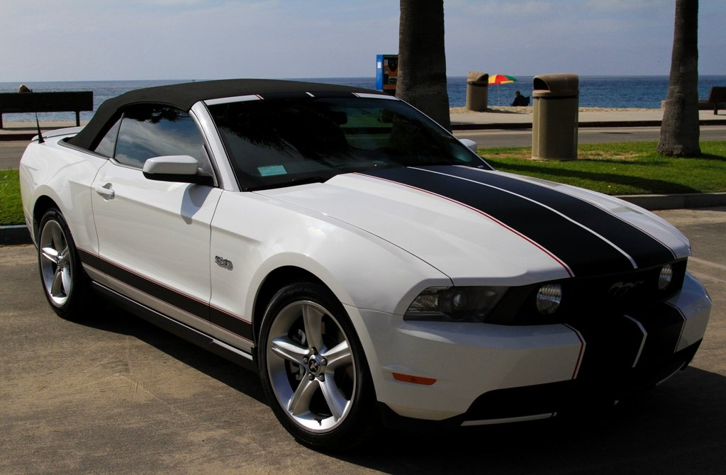 Image Result For  Ford Mustang V Premium Convertible At