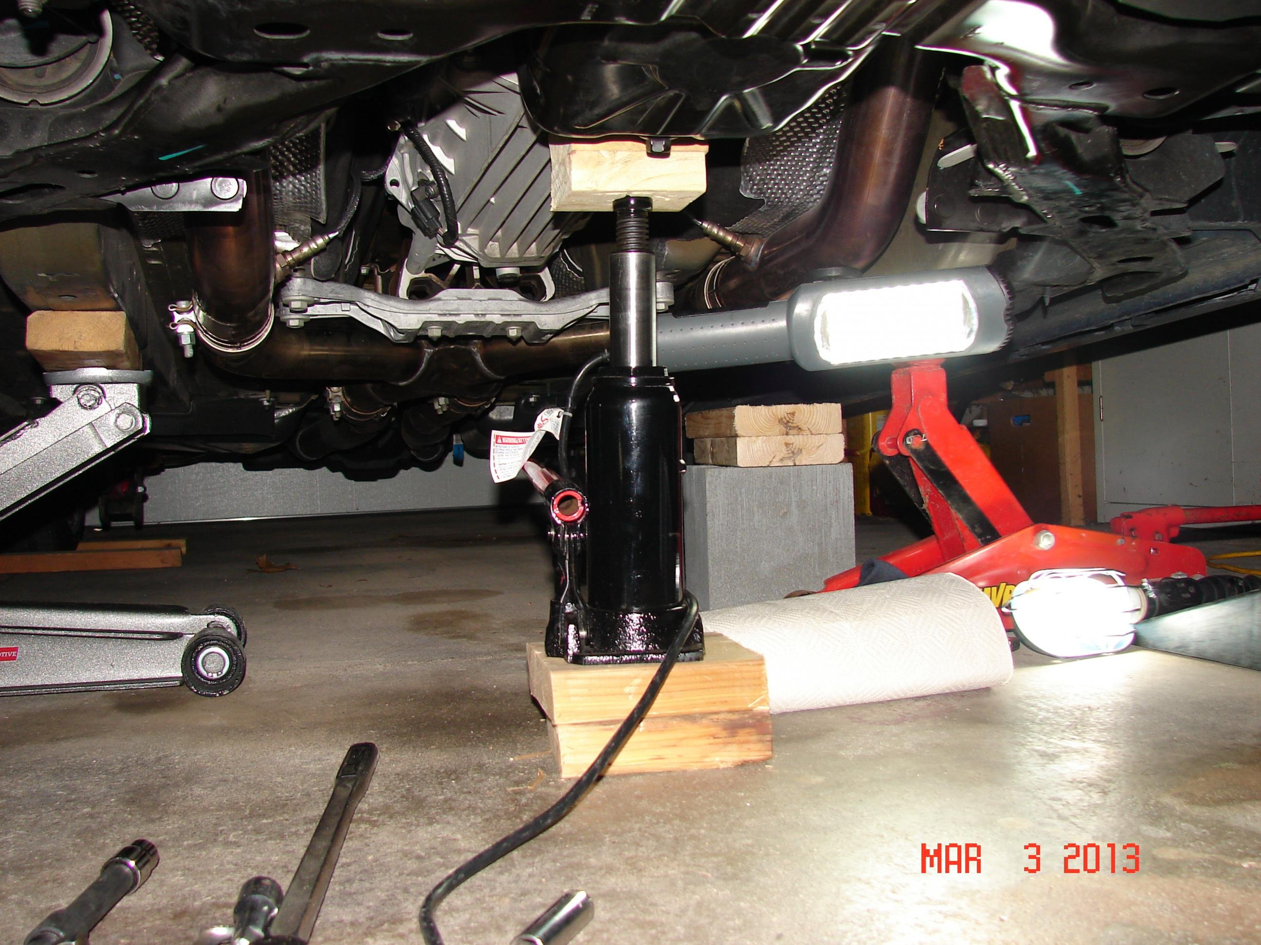 strange adjustable shocks instructions
