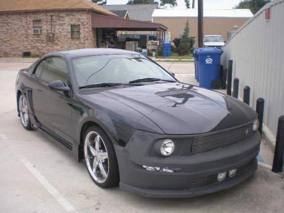 Mustang Conversion Kit Ford Mustang Forum