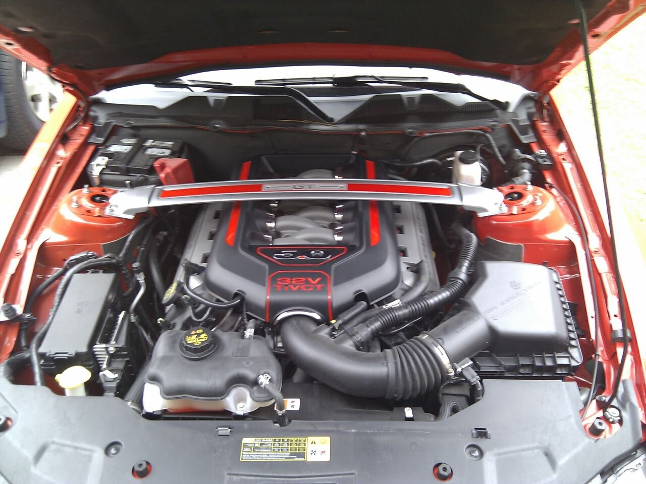 Quot Official Quot Engine Bay Picture Thread Page 2 Ford