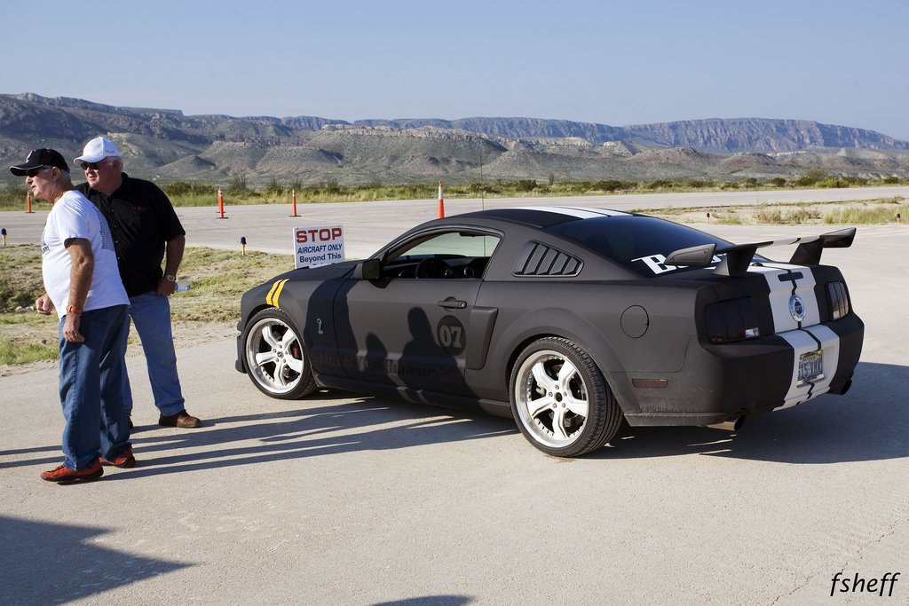 Pictures Of Matte Black Sn197 Page 2 Ford Mustang Forum