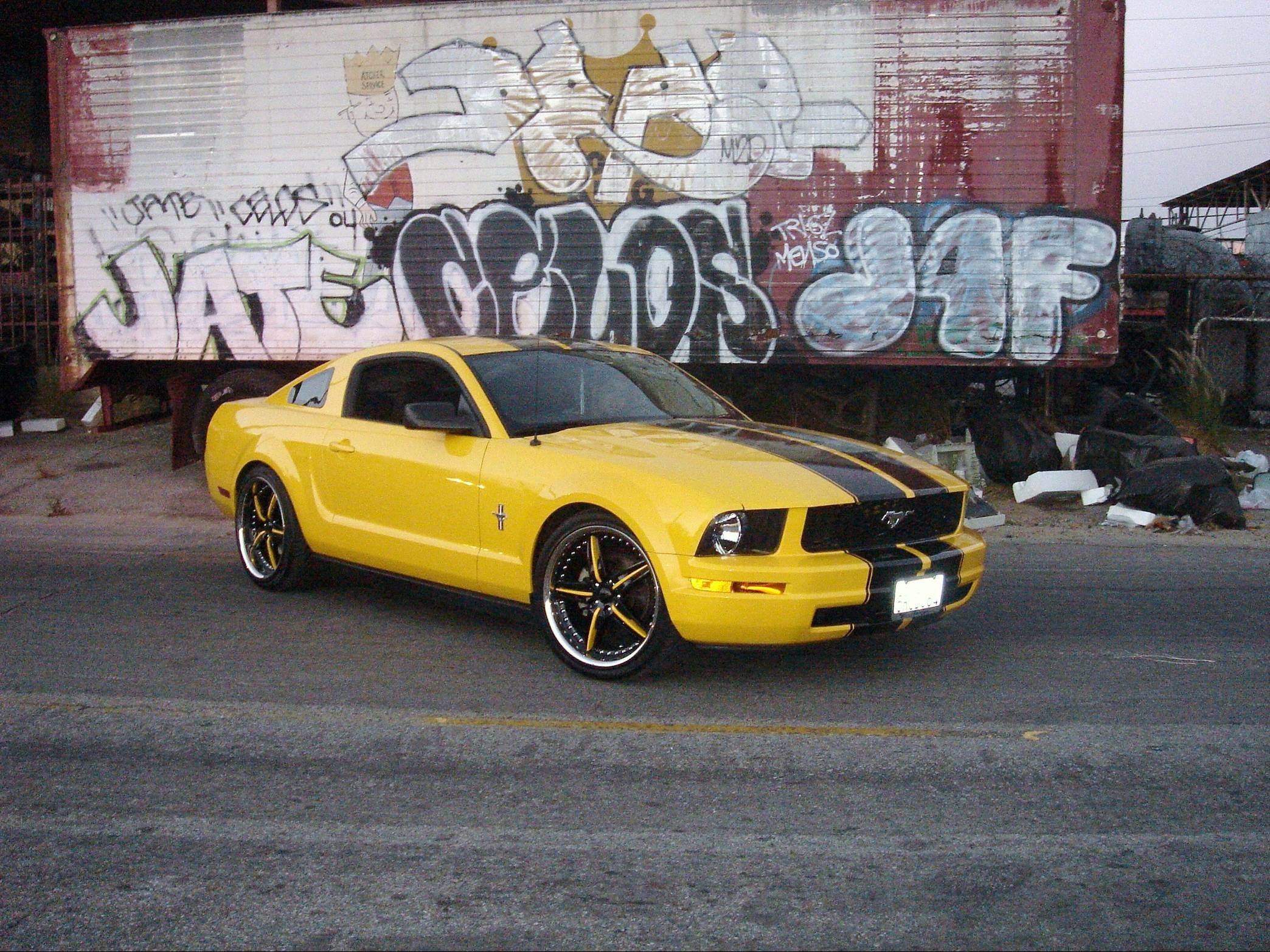 2005 2008 S197 Ford Mustang Picture Thread Ford Mustang
