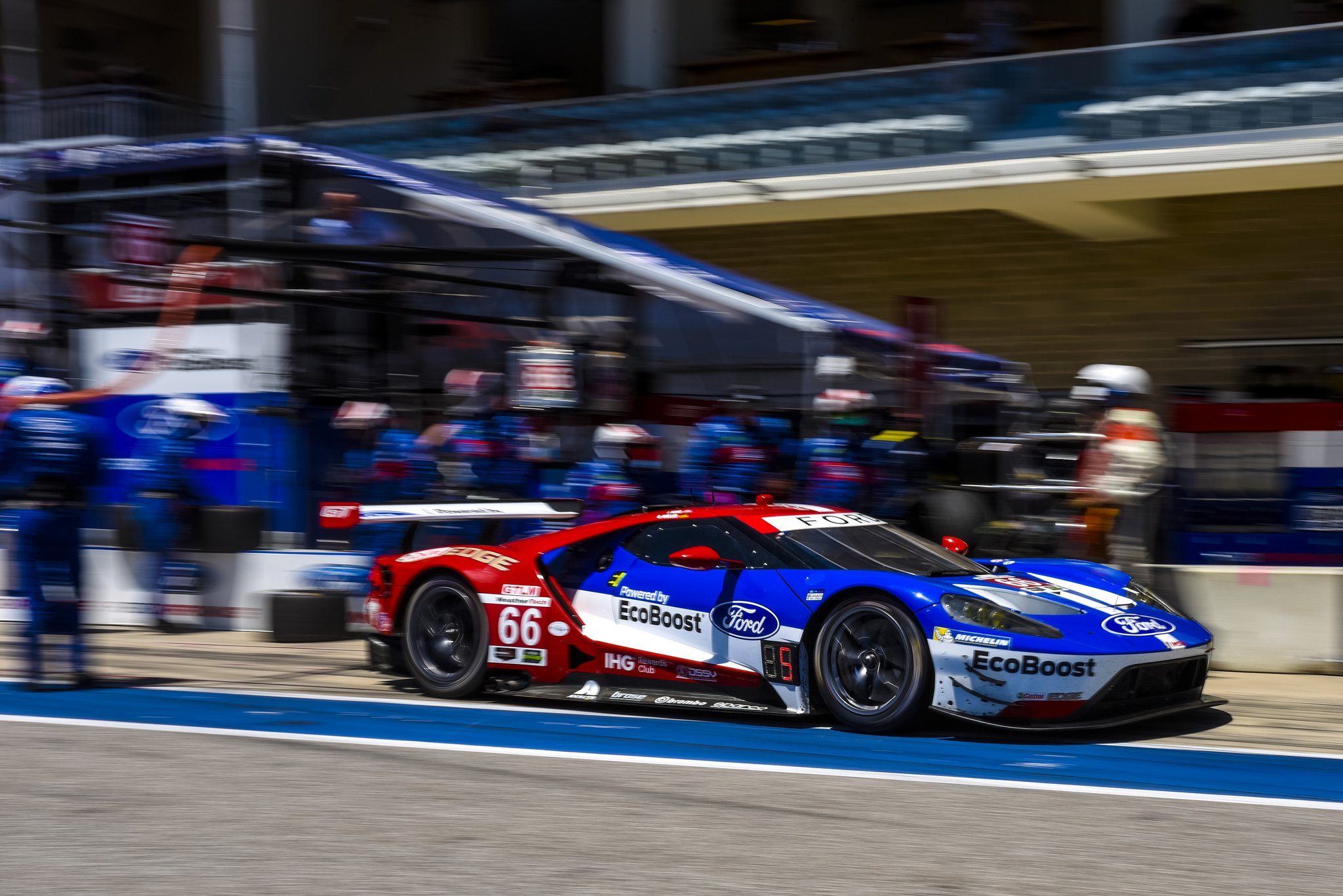 There Could Be More Ford GTs Racing Next Year