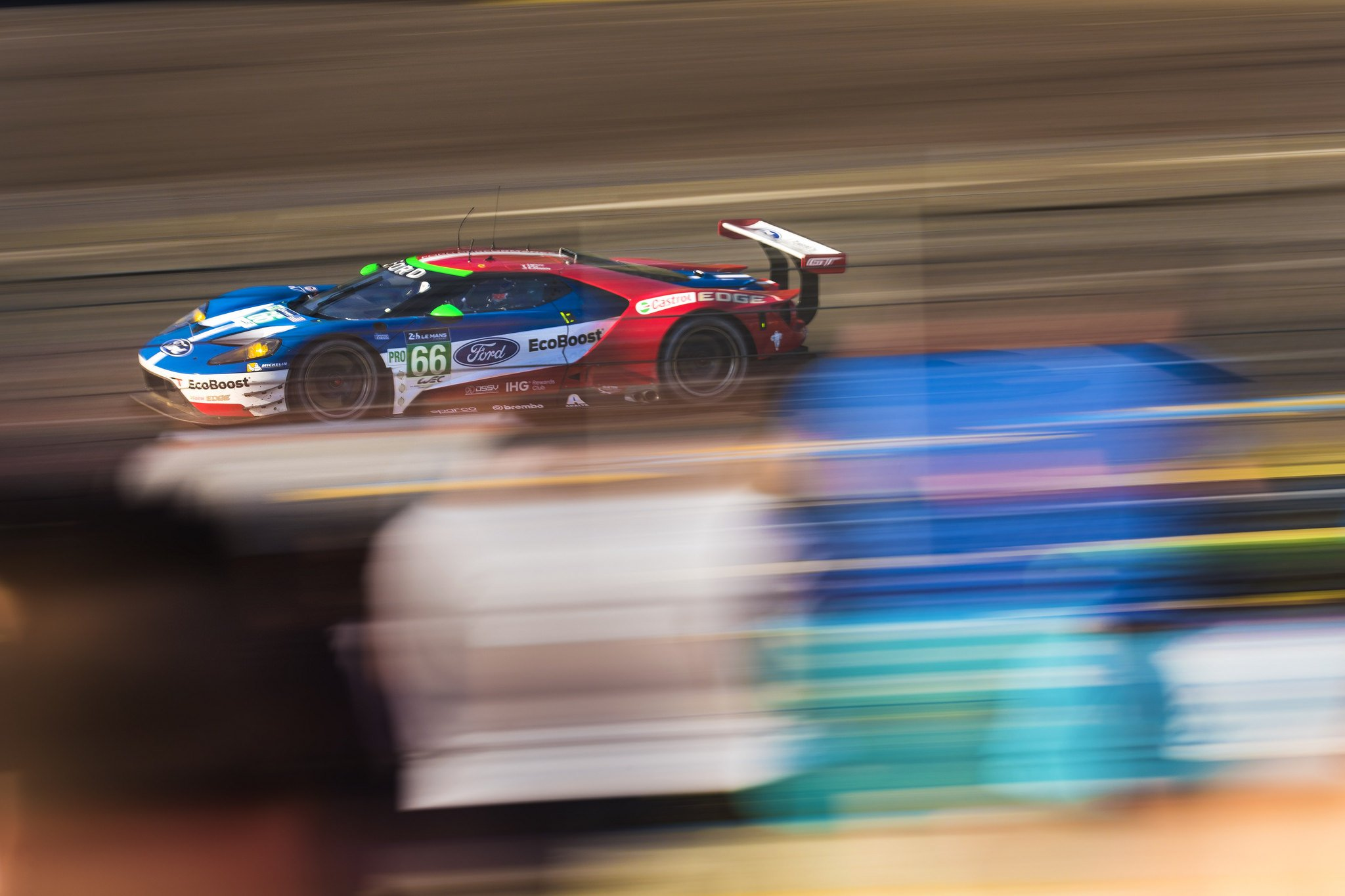 Ford GT Qualifying Results From Le Mans