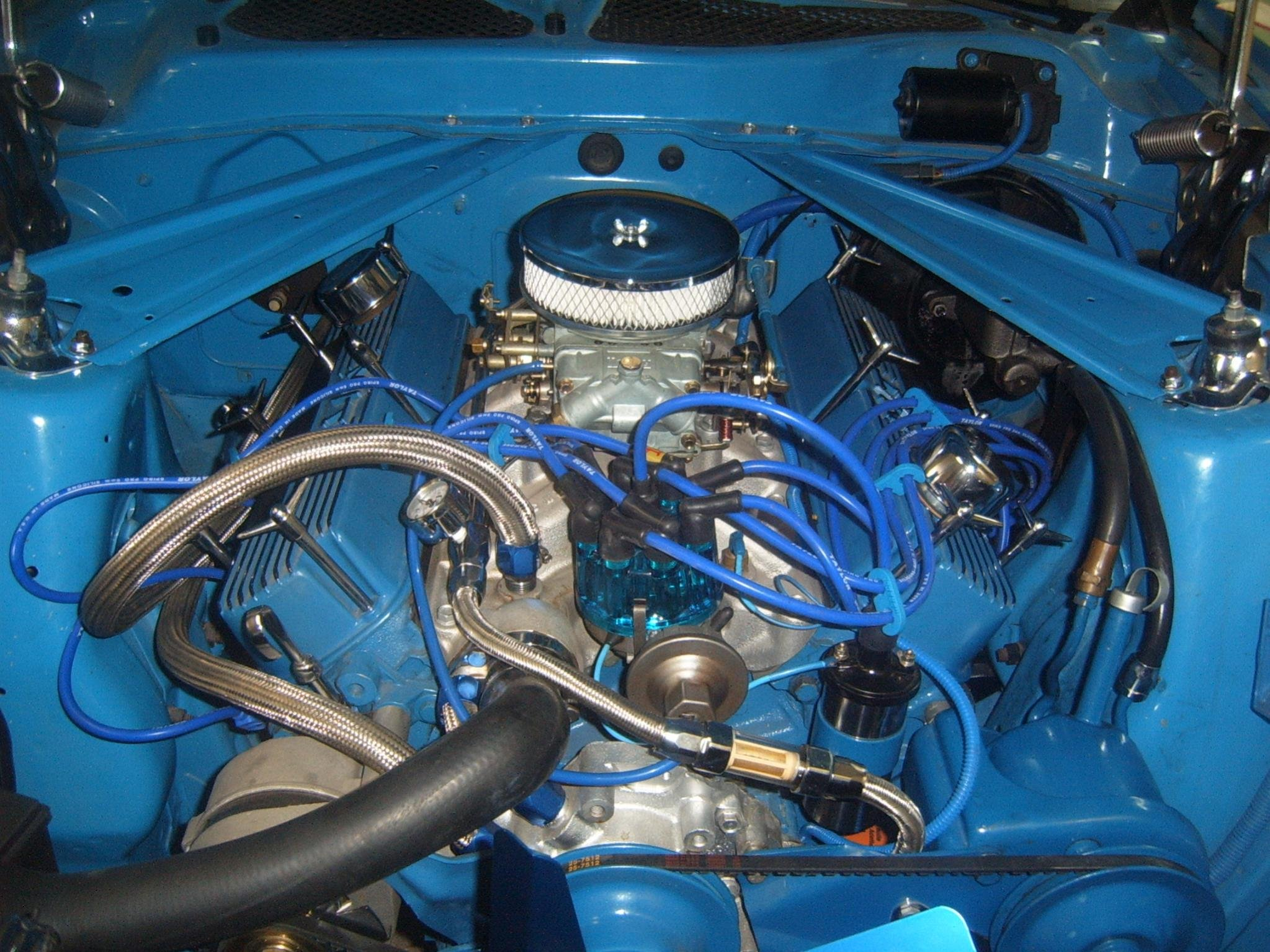 Ford 302 Firing Order >> 1971 Mustang 351W (#7 Not firing) - Ford Mustang Forum