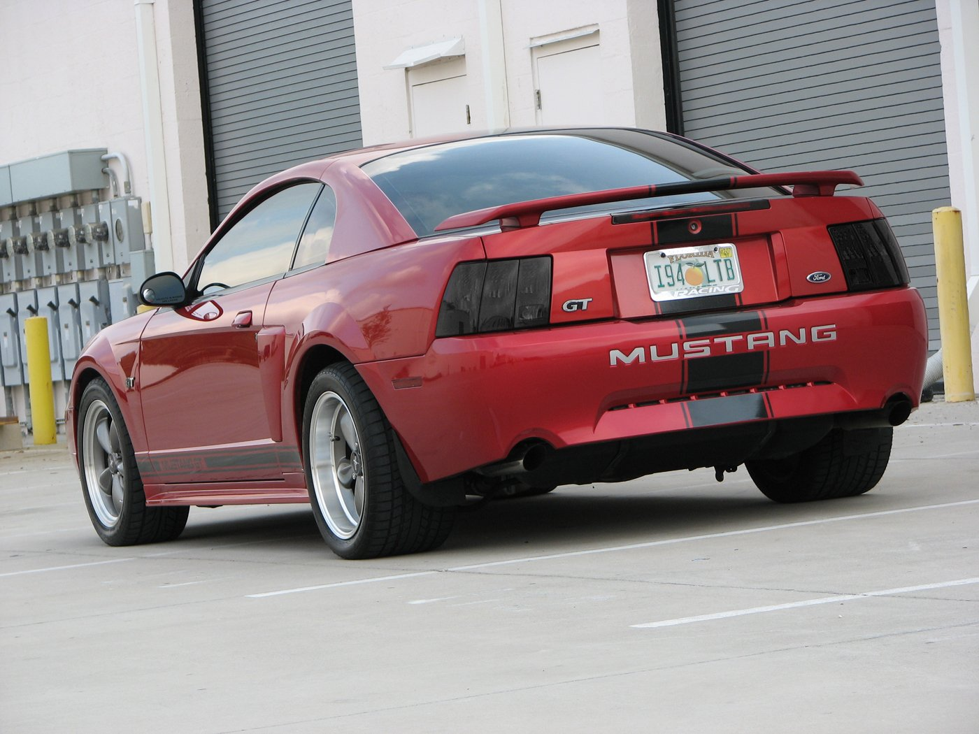 Tinted Blacked Out Tail Lights Ford Mustang Forum