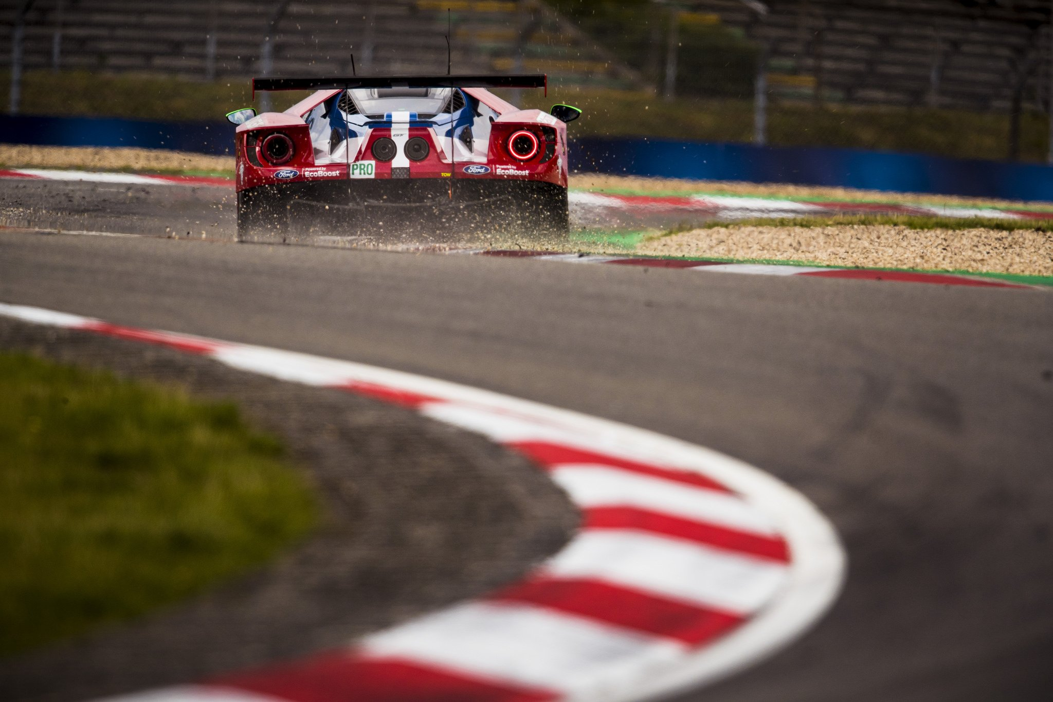 Ford GTs Have No Fun at the 6 Hours of Nurburgring