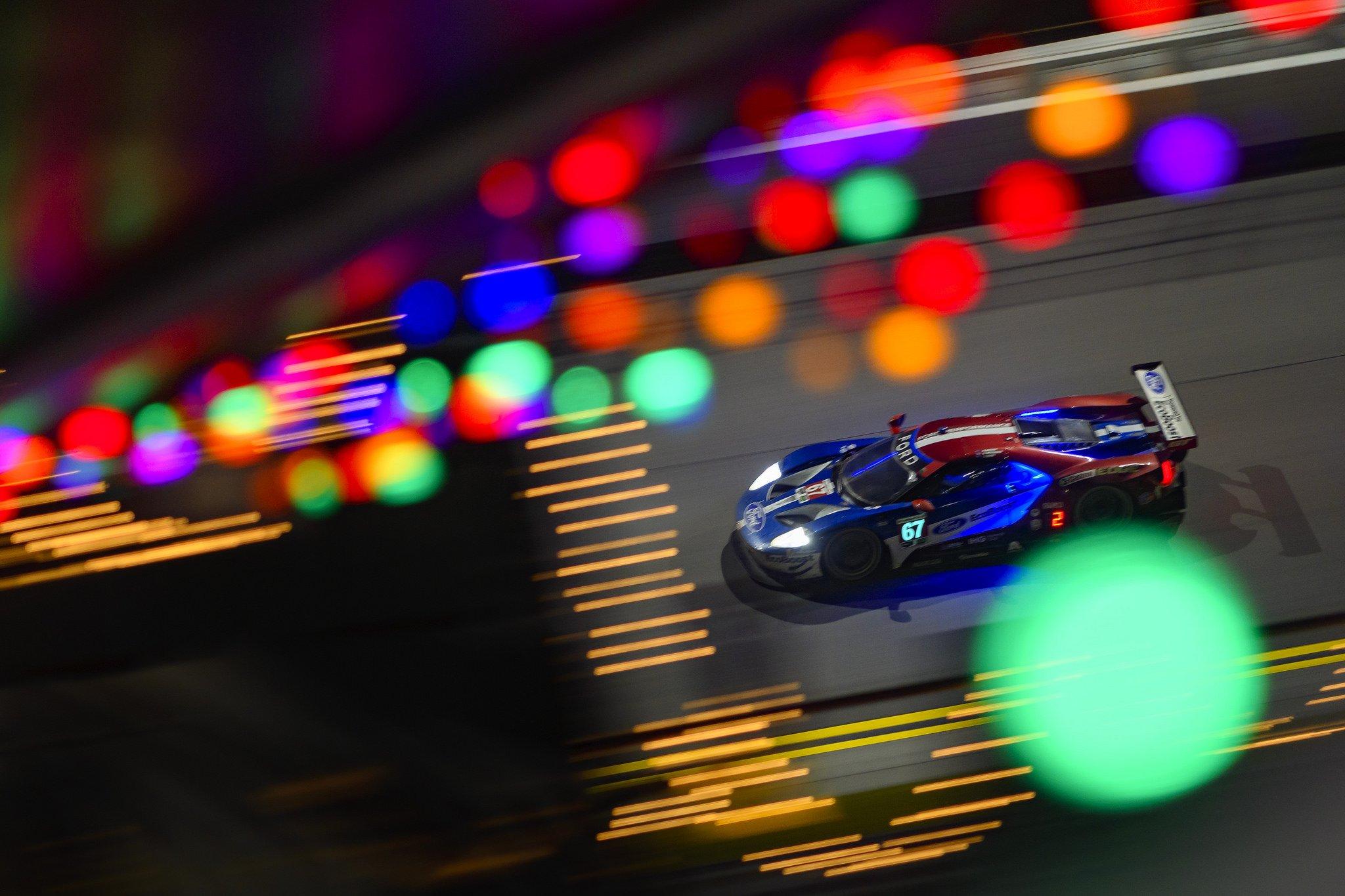 Ford GT Wins Daytona, Again