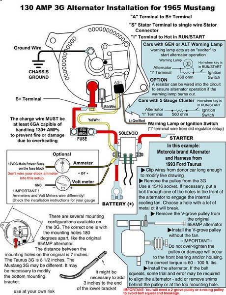 D G Alt Wiring Mustang Carbed Gt G Alt Diagram on 1997 Jeep Wrangler Wiring Diagram