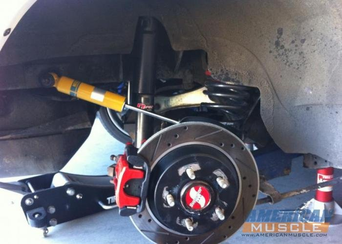 Do I Need A Quad Shock For My 98 V6 Ford Mustang Forum