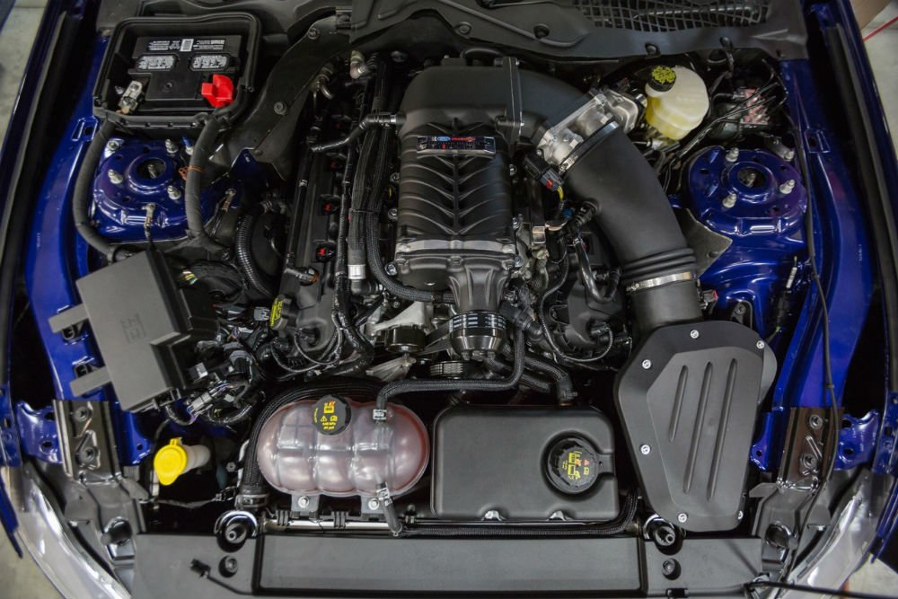 Lebanon Ford is Selling Supercharged Mustangs Like Gas is Going Out of Style