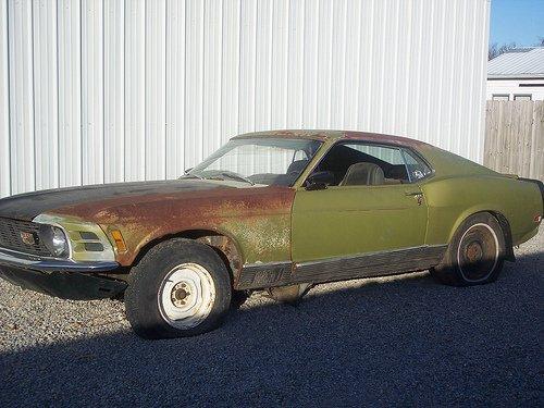 Hi Im new 1970 Mach 1 Mustang  Ford Mustang Forum