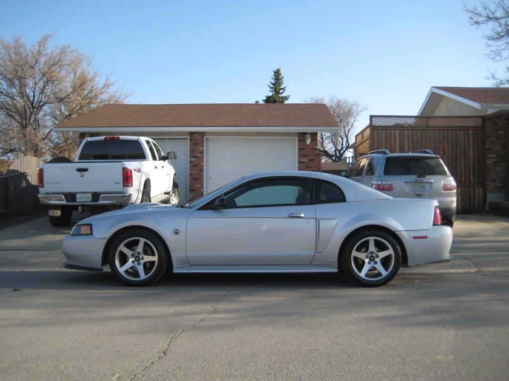 2013 Ford Fusion Rims >> 2003/2004 OEM cobra wheels - Ford Mustang Forum