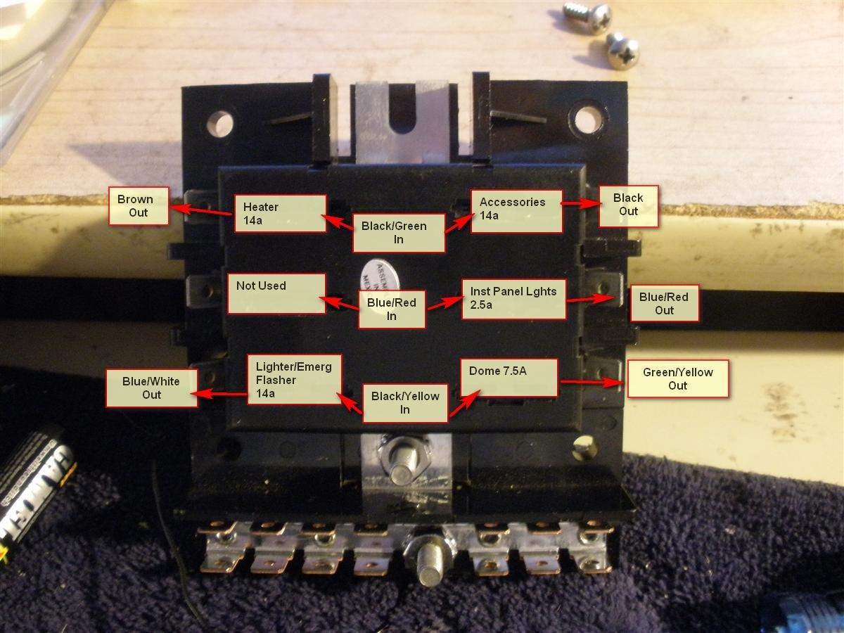 DIAGRAM] 40 Mustang Fuse Box Diagram Coupe At 40 FULL Version ...