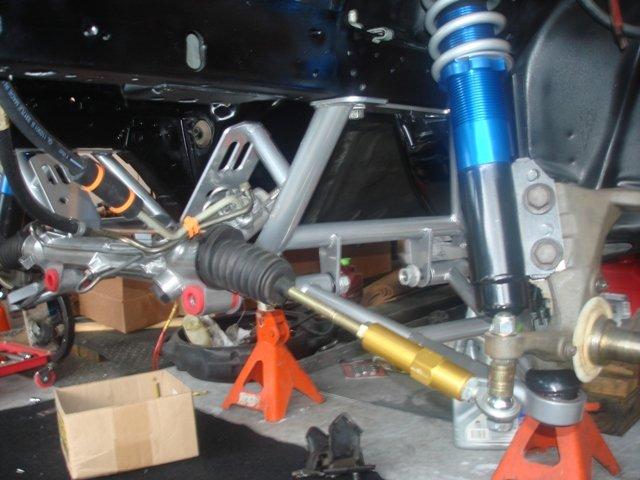 Upr Tubular K Member Install Questions Ford Mustang Forum