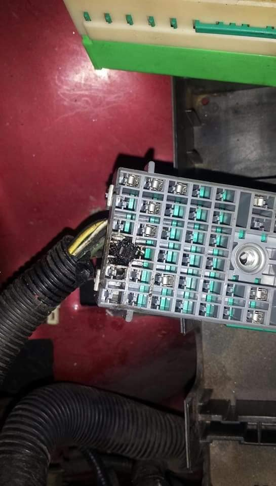 Recurring Low Speed Fan Relay Problem