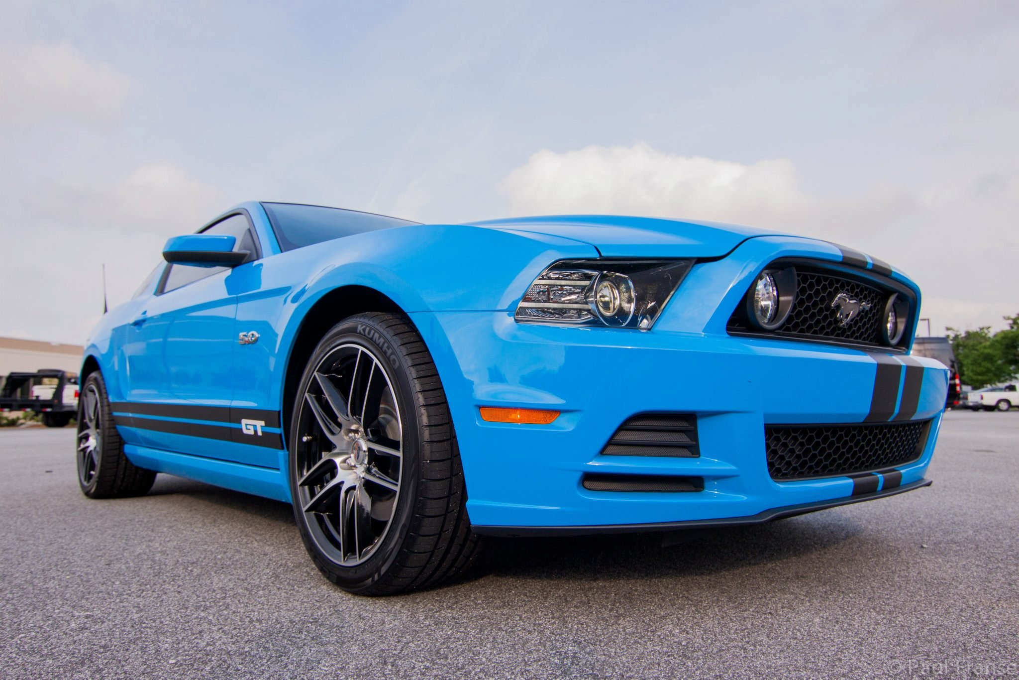 Ford San Jose >> My new 2013 Grabber Blue GT! - Ford Mustang Forum