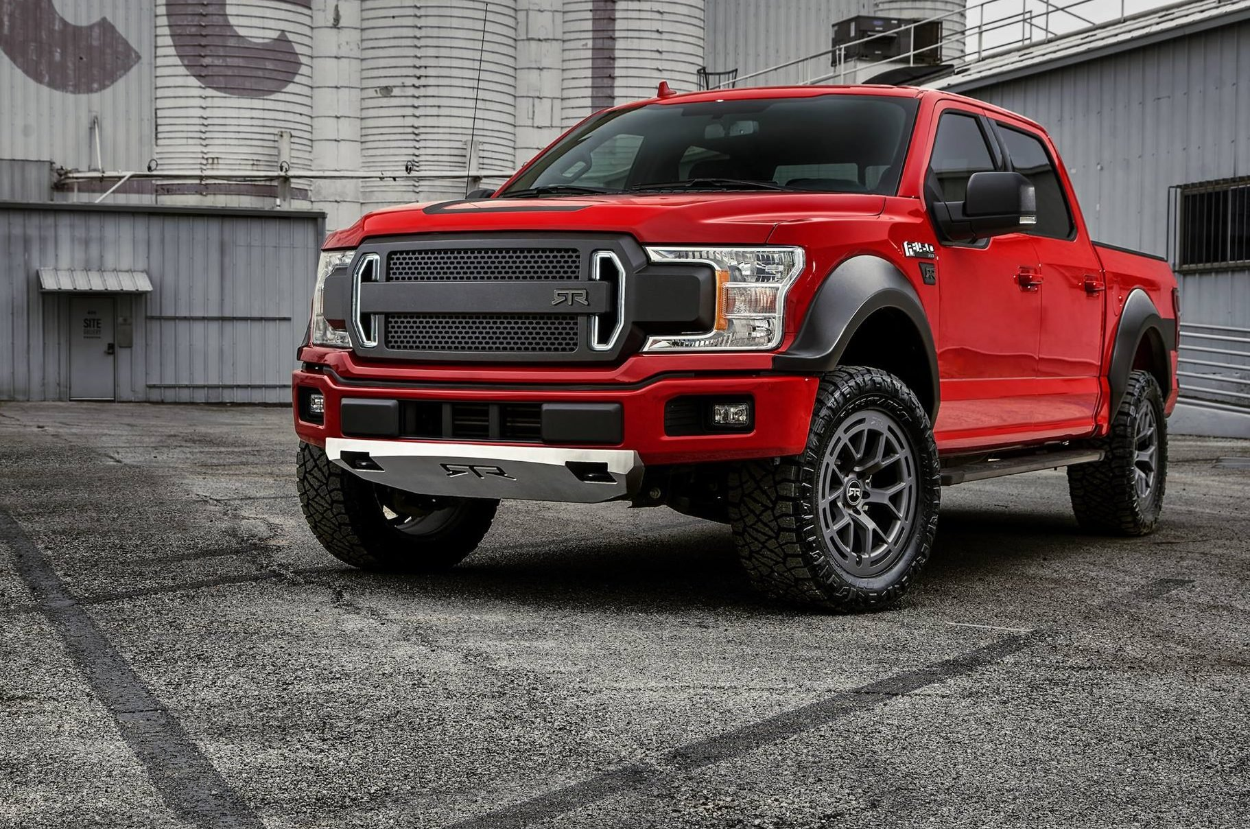 RTR Adds F-150 to Vehicle Lineup. May Not be As Ready to Rock as Their Mustangs