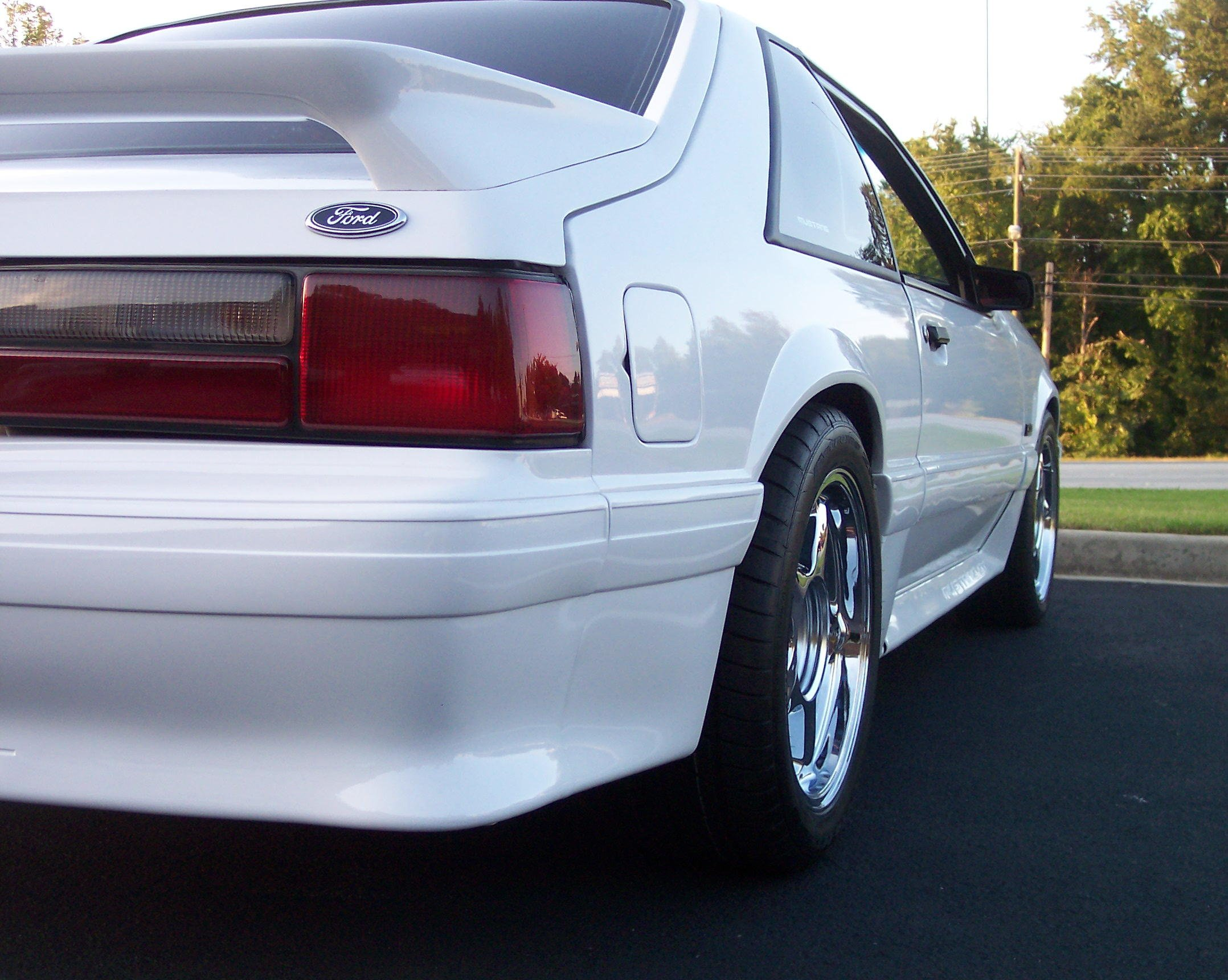 Chrome Pony R S 17x10 Tires Ford Mustang Forum