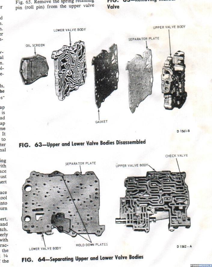 c4 valve body diagram | Diarra