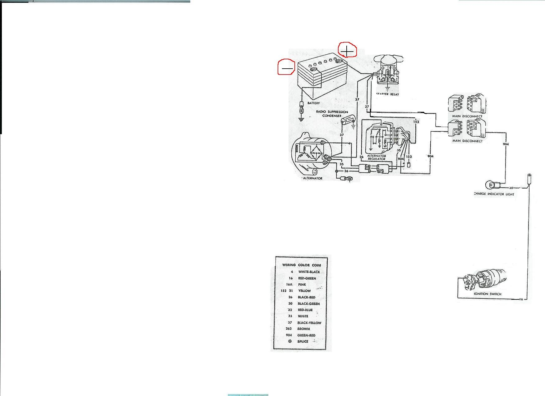 1965 mustang alternator wiring diagram 1965 image 65 mustang 289 alternator wiring diagram 65 auto wiring diagram on 1965 mustang alternator wiring diagram