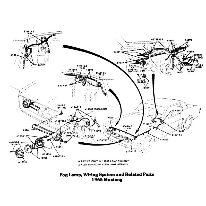95 Mustang Fog Light Wiring Diagram from www.allfordmustangs.com