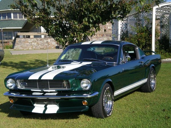 1966 mustang coupe with a boss 429 hood scoop - página 2 - ford