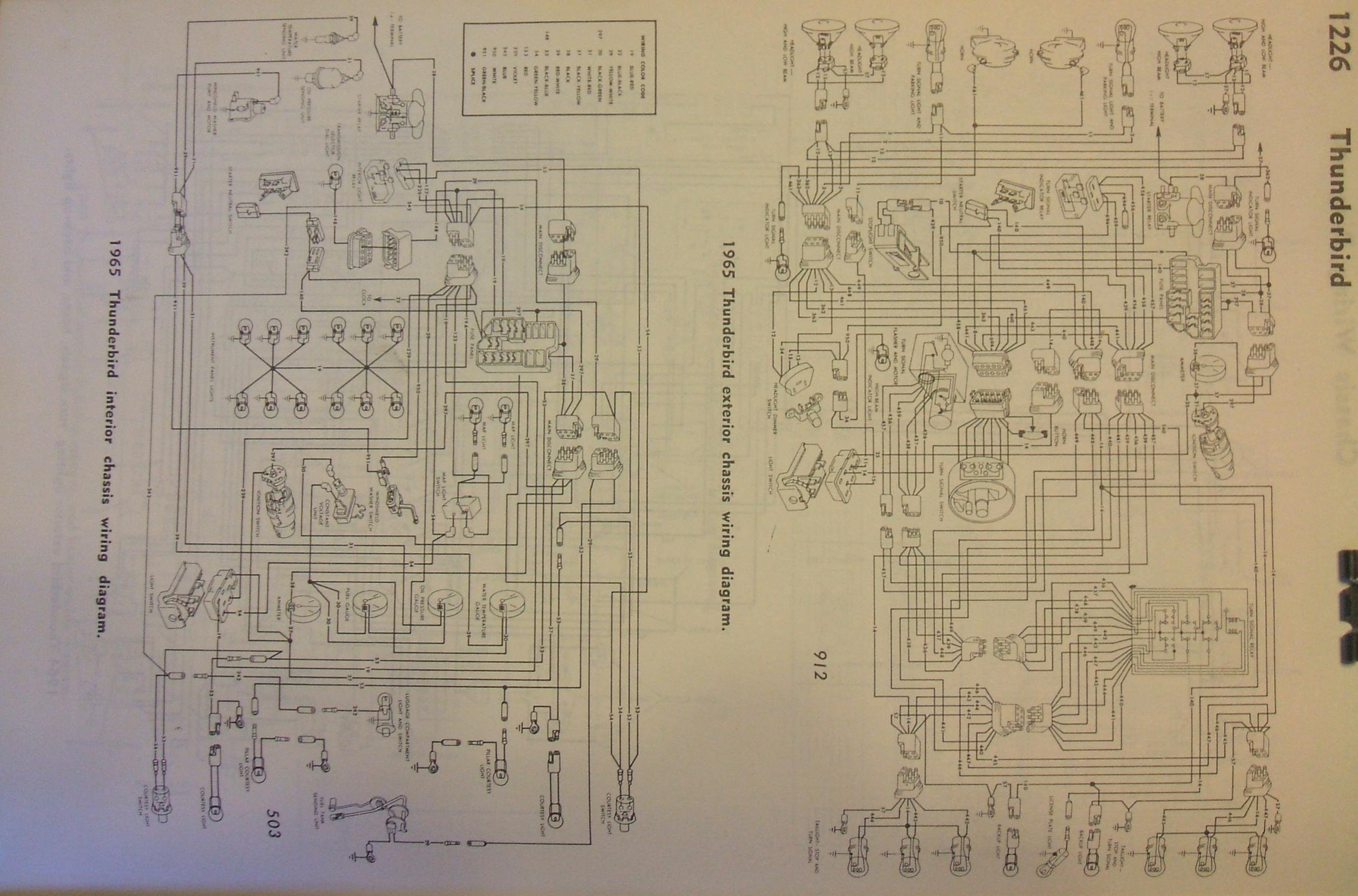 1968 Thunderbird Turn Signal Diagram Trusted Wiring 68 Mustang Switch 1967 39 Images 2858 124296d1299765915